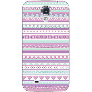 Absinthe Aztec Girly Tribal Back Cover Case For Samsung Galaxy S4 I9500