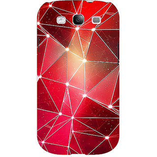 Absinthe Crystal Prism Back Cover Case For Samsung Galaxy S3