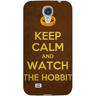 Absinthe LOTR Hobbit  Back Cover Case For Samsung Galaxy S4 I9500
