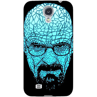 Absinthe Breaking Bad Heisenberg Back Cover Case For Samsung Galaxy S4 I9500