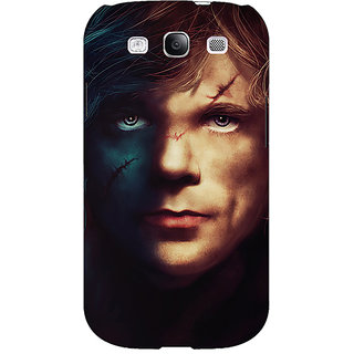 Absinthe Game Of Thrones GOT House Lannister Tyrion Back Cover Case For Samsung Galaxy S3