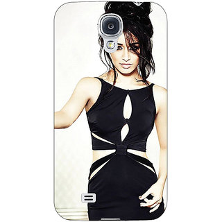 Absinthe Bollywood Superstar Shraddha Kapoor Back Cover Case For Samsung Galaxy S4 I9500