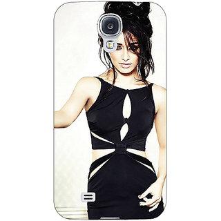 Absinthe Bollywood Superstar Shraddha Kapoor Back Cover Case For Samsung Galaxy S4 I9500