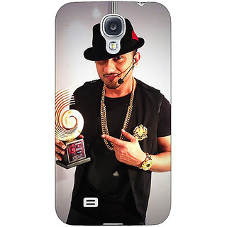 Absinthe Bollywood Superstar Honey Singh Back Cover Case For Samsung Galaxy S4 I9500