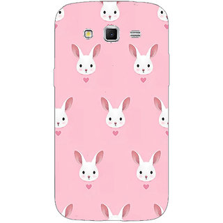 Absinthe Rabbit Back Cover Case For Samsung Galaxy Grand 2