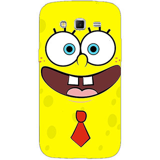 Absinthe Spongebob Back Cover Case For Samsung Galaxy Grand 2