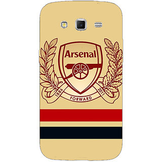 Absinthe Arsenal Back Cover Case For Samsung Galaxy Grand 2