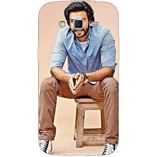 Absinthe Bollywood Superstar Ranveer Singh Back Cover Case For Samsung Galaxy Grand 2