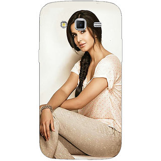 Absinthe Bollywood Superstar Katrina Kaif Back Cover Case For Samsung Galaxy Grand 2