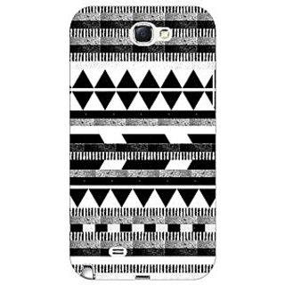 Absinthe Aztec Girly Tribal Back Cover Case For Samsung Galaxy Note 2 N7100