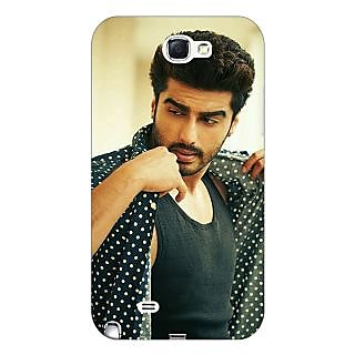 Absinthe Bollywood Superstar Arjun Kapoor Back Cover Case For Samsung Galaxy Note 2 N7100
