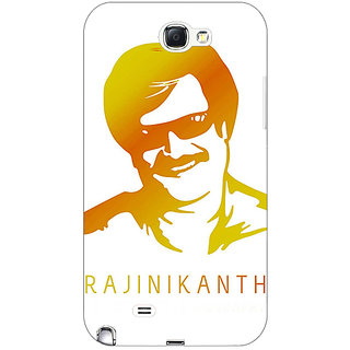 Absinthe Rajni Rajanikant Back Cover Case For Samsung Galaxy Note 2 N7100