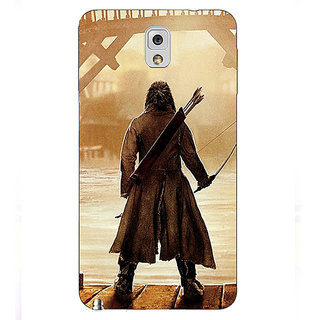 Absinthe LOTR Hobbit  Back Cover Case For Samsung Galaxy Note 3 N9000