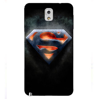 Absinthe Superheroes Superman Back Cover Case For Samsung Galaxy Note 3 N9000