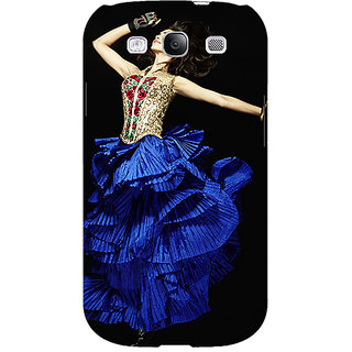 Absinthe Bollywood Superstar Deepika Padukone Back Cover Case For Samsung Galaxy Grand Duos I9082