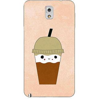 Absinthe Milkshake Love Back Cover Case For Samsung Galaxy Note 3 N9000