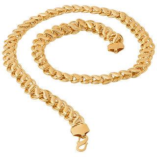 Guarantee Ornament House  Imitation Jewellery Designer Golden Fashion Necklace Chain GOH81