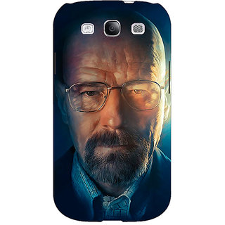 Absinthe Breaking Bad Heisenberg Back Cover Case For Samsung Galaxy Grand Duos I9082
