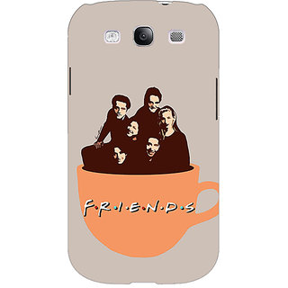 Absinthe TV Series FRIENDS Back Cover Case For Samsung Galaxy Grand Neo GT-I9060