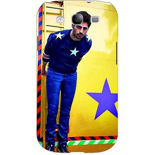 Absinthe Bollywood Superstar Siddharth Malhotra Back Cover Case For Samsung Galaxy Grand Neo GT-I9060