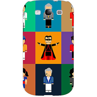 Absinthe Bollywood Superstar Villain Back Cover Case For Samsung Galaxy Grand Neo GT-I9060
