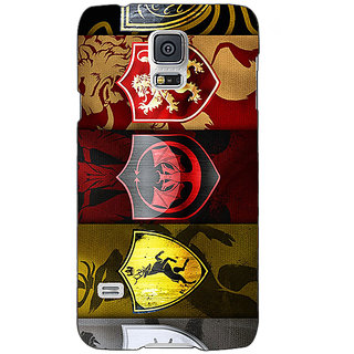 Absinthe Game Of Thrones GOT  Back Cover Case For Samsung Galaxy S5