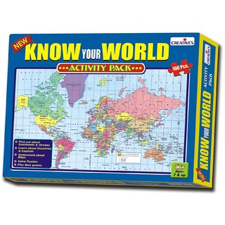 Know Your World -An Activity Pack