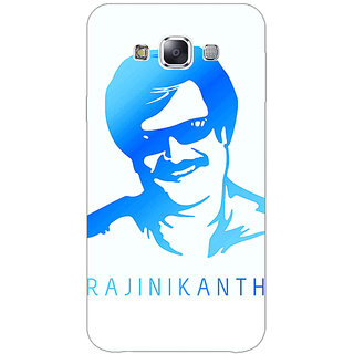 Absinthe Rajni Rajanikant Back Cover Case For Samsung Galaxy E7