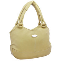 Lady queen beige casual bag