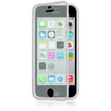Callmate Case Cover For IPhone 4/4S With Free Screen Guard - White