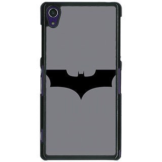 Absinthe Superheroes Batman Dark knight Back Cover Case For Sony Xperia Z1
