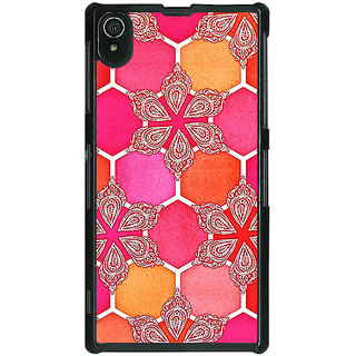 Absinthe Hot Winter Pattern Back Cover Case For Sony Xperia Z2