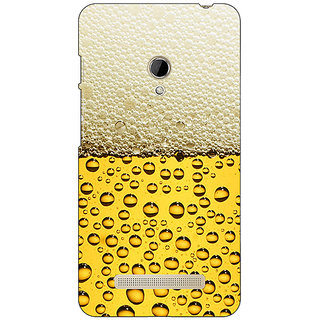 Absinthe Beer Back Cover Case For Asus Zenfone 5