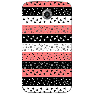 Absinthe Tribal Pattern  Back Cover Case For Google Nexus 6