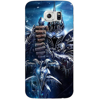 Absinthe World Of Warcraft Back Cover Case For Samsung S6