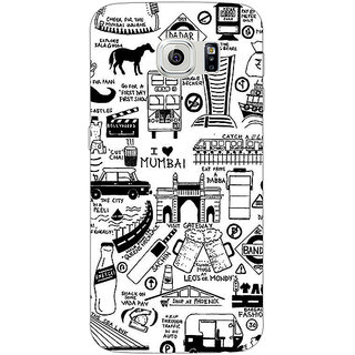 Absinthe Aamchi Mumbai Back Cover Case For Samsung S6