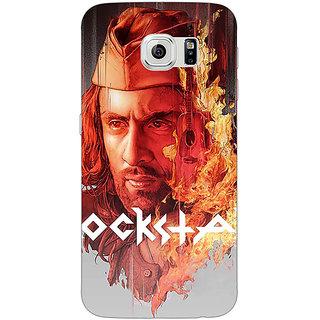Absinthe Bollywood Superstar Ranbir Kapoor Rockstar Back Cover Case For Samsung S6