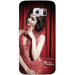 Absinthe Bollywood Superstar Deepika Padukone Back Cover Case For Samsung S6