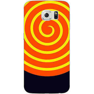 Absinthe Hippie Psychedelic Back Cover Case For Samsung S6