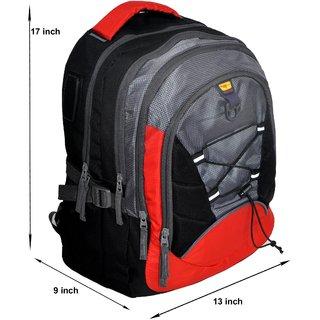 GENE LAPTOP BAG ( MR-1125-RED-BLK )