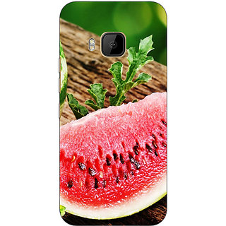 Absinthe Watermelon Back Cover Case For HTC M9