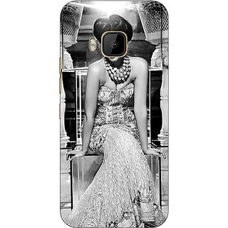 Absinthe Bollywood Superstar Sonam Kapoor Back Cover Case For HTC M9