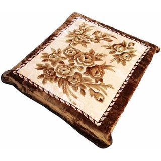 Amar Handloom Korean Mink Ultra Soft Blanket Double Bed KDsP1