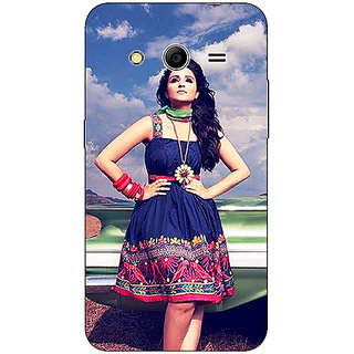 Absinthe Bollywood Superstar Parineeti Chopra Back Cover Case For Samsung Core 2