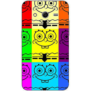 Absinthe Spongebob Back Cover Case For Samsung Core 2