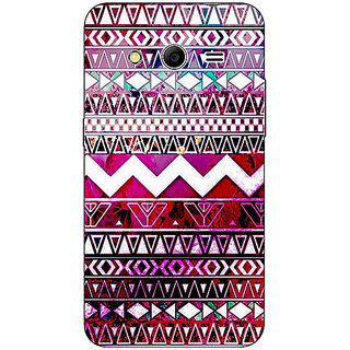Absinthe Tribal Back Cover Case For Samsung Core 2