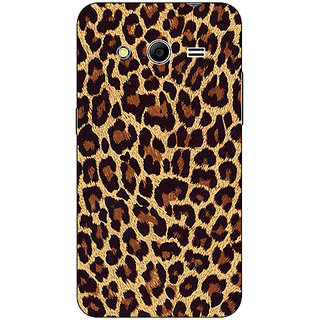Absinthe Leopard Cheetah Pattern Back Cover Case For Samsung Core 2