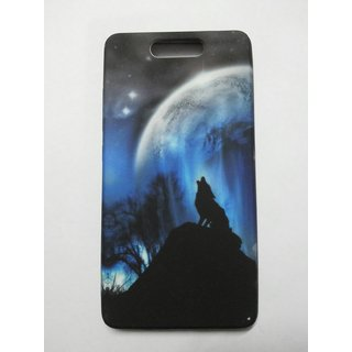 Back Cover for Xolo Black