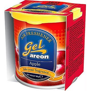 Car Areon Gel Air Freshener Apple