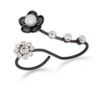 Designer Black Ring RG-1050
